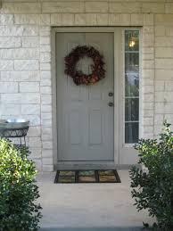 ugly front door